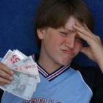 Taschengeldempfehlung