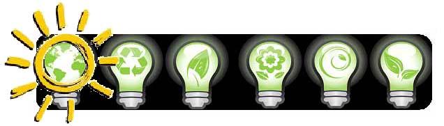 Logo - 6 einige verschiedene Glühbirnen