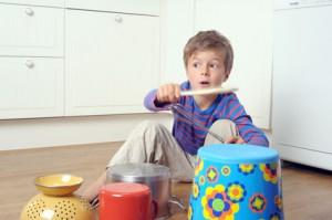 Leicht abzulenken: Kinder mit AD/HS