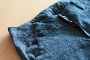Die Jeans von Naturfaser Fölser in Denim 01