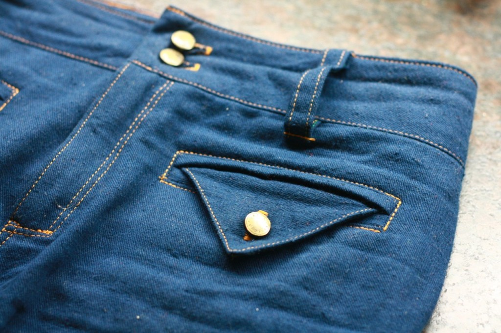 Die Damenjeans in Denim 02
