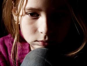 Auch Kinder können von Winterdepression betroffen sein