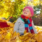Herbst: Garteln mit Kindern