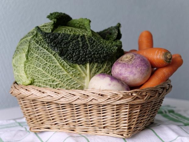 Einen gut gefüllten Einkaufskorb kann man von vielen Einkaufs-Initiativen mitnehmen - oft noch dazu günstiger als im Supermarkt.