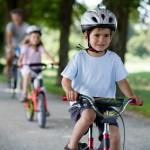 Gemeinsam Fahrradfahren
