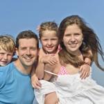 Als Patchworkfamilie zusammenleben