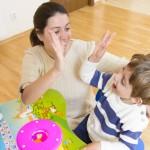 Ermutigende Worte lassen Kinder wachsen