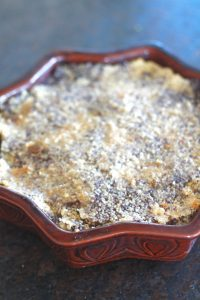 Mohn-Couscous-Torte