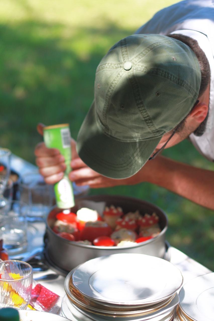 Liebe zum Detail - die wichtigste Zutat bei jedem Picknick.