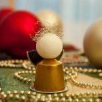 21.12. Weihnachtsengerl aus Kaffeekapseln