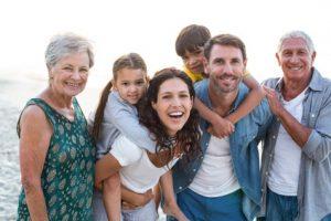 Östliche und westliche Einflüsse verschmelzen in der Familie von Christine. Foto: Fotolia/Wavebreakmedia Micro