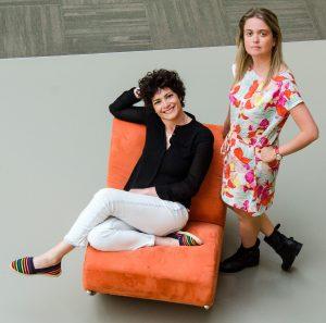 Die Autorinnen Elena Favilli und Francesca Cavallo
