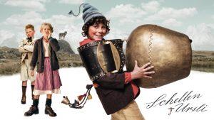 Die Geschichte vom Schellen-Ursli ist am 11.11. im Familienkino in Linz-Kleinmünchen zu sehen.