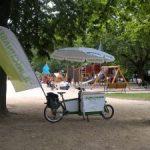 Spielplatzmobil in Wels