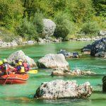 Steyr: Kanutour, Kräuter und Landart