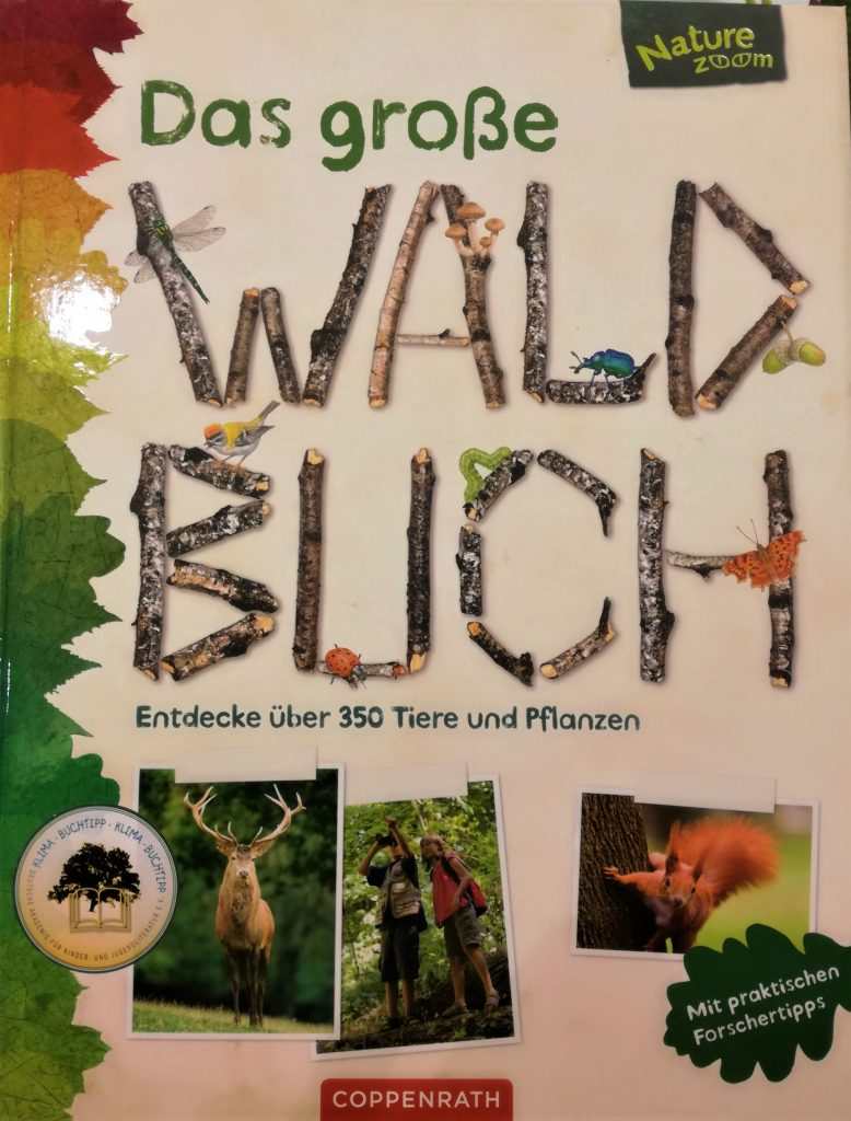 Waldbuch cover