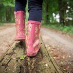 Grünschnabel Ferienwoche – Kinder im Wald