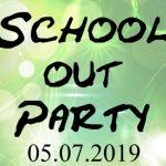 Grünschnabel bei der School-Out-Party am Weikerlsee!